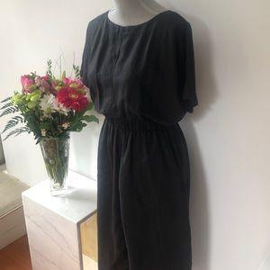 Wilfred Elastic Waist Maxi Dress